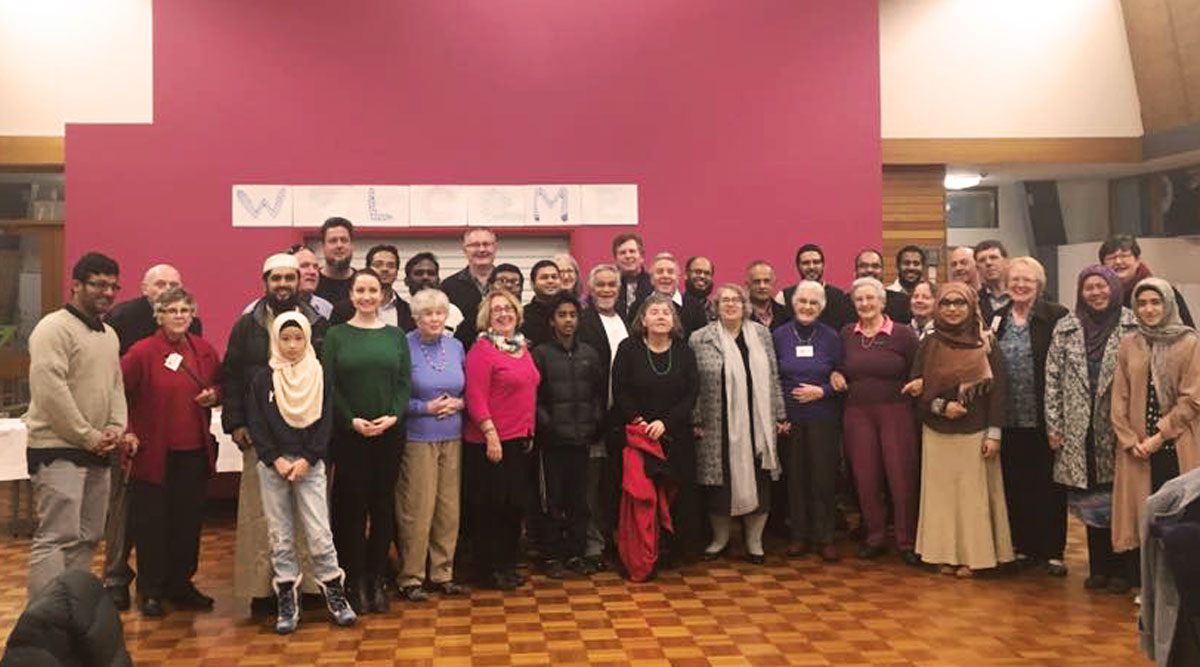 Iftar at Scots Memorial Uniting Church