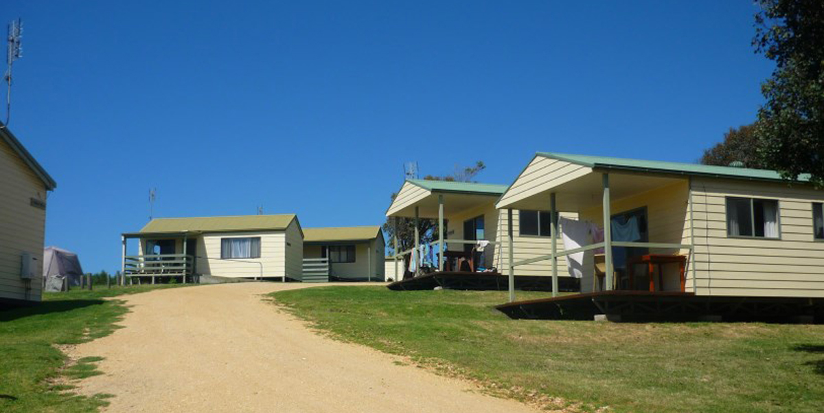 Lake Tyers Camp and Caravan Park