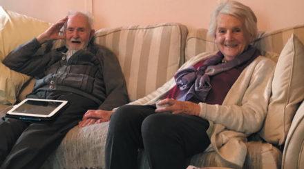 Bob and Miriam Imms