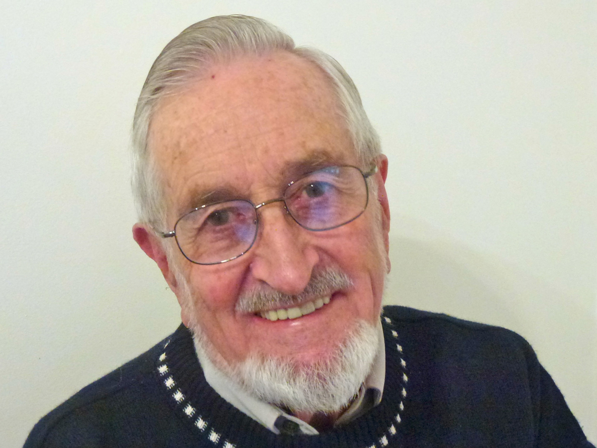Obituary - Rev Bruce Prewer - CrosslightCrosslight