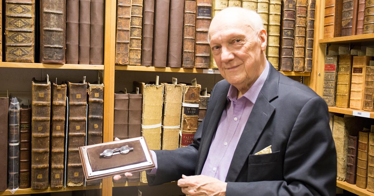 Rev Prof Robert Gribben