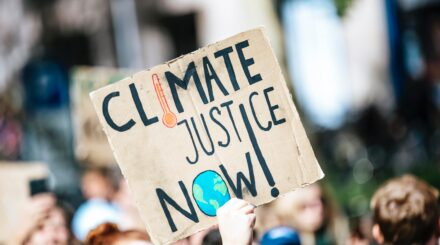 Climate justice photo